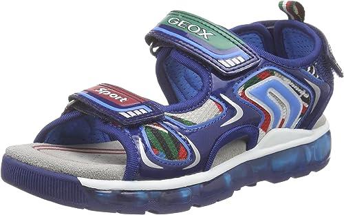 futuro cheque Puntuación  Geox J Sandal Android Boy, Zapatos de Primeros Pasos Niños, Multicolor  (Navy/Multi), 26 EU: Amazon.es: Zapatos y complementos