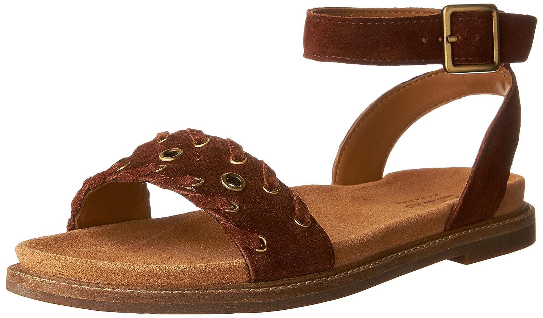 Amelia Clarks Women's Sandals Corsio Flat ikuXPZ