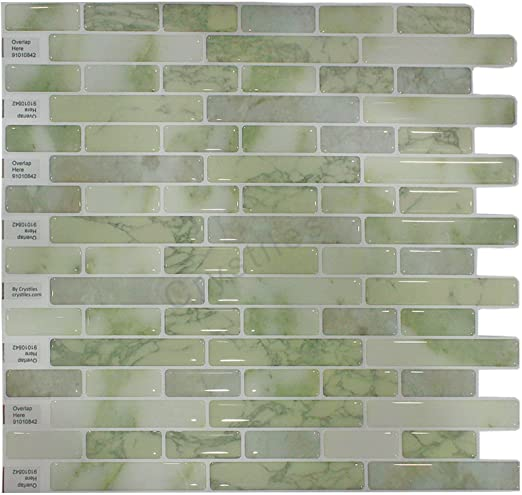 Kitchen Retro Wall Stone Wall Natural Marble Grey Splash Protection Film Self Adhesive