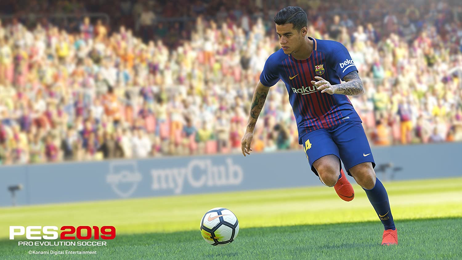 Amazon Com Pro Evolution Soccer 2019 Playstation 4 David Beckham