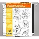 Gravitationsmotor selber bauen: Deine Projektbox inkl. 215 Original-Patenten bringt Dich mit Spaß ans Ziel!