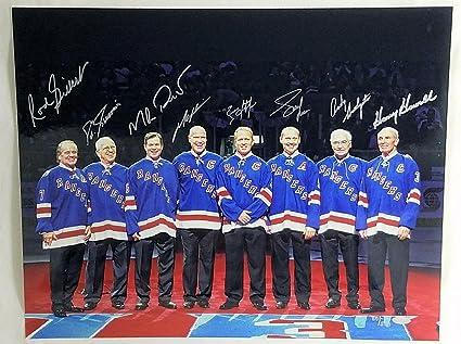 a54e529d6 8 New York Rangers Legends (Messier