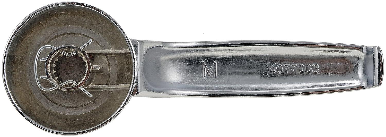 Dorman 77002 Driver Side//Passenger Side Replacement Interior Door Handle