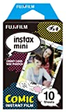 Amazon Price History for:Fujifilm Instax Mini Comic Instant Film (Multi-Color)