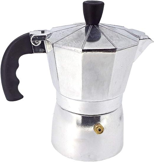 Cafetera italiana de 3 tazas: Amazon.es: Hogar