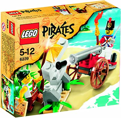 *BRAND NEW* Lego PIRATES 6239 CANNON BATTLE