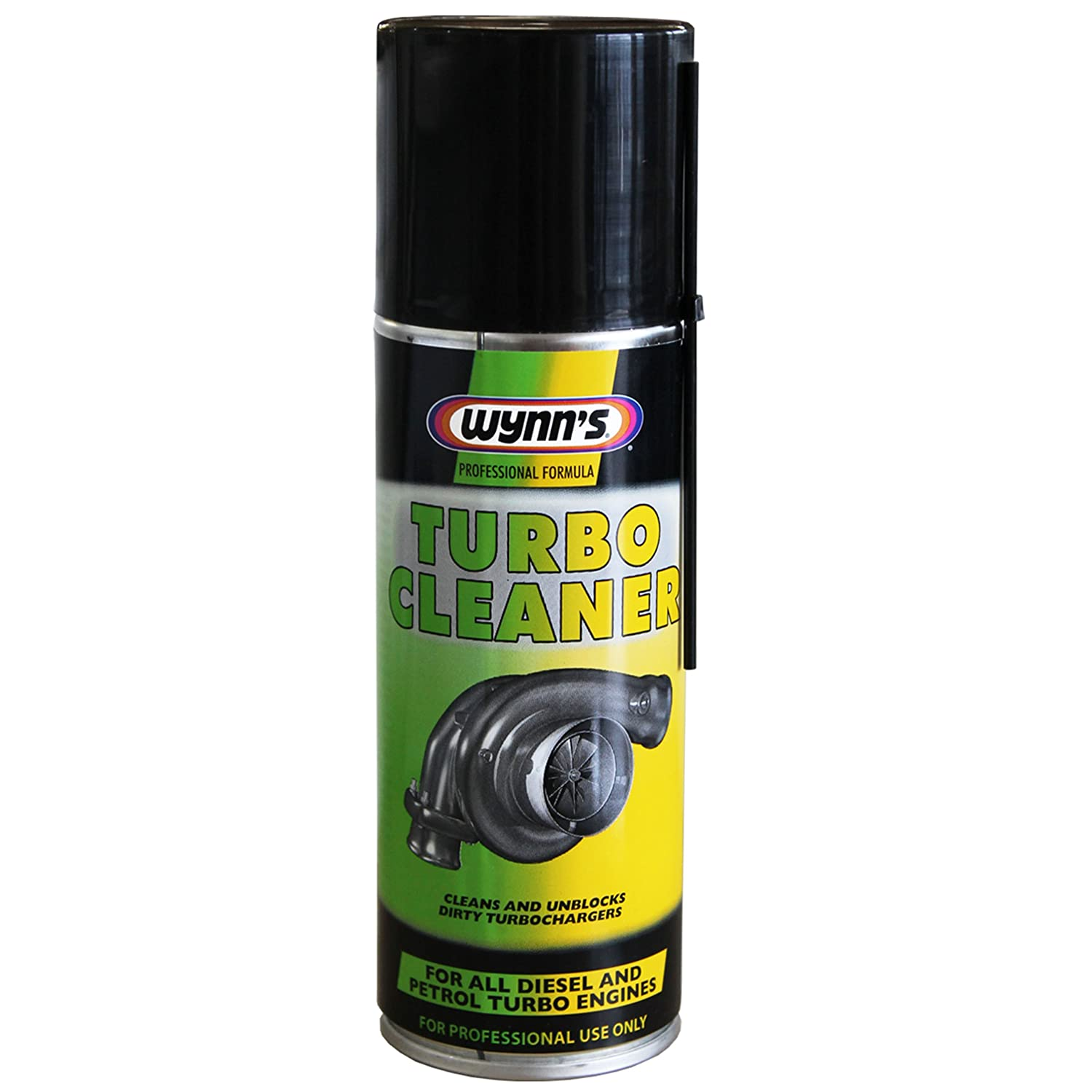 Limpiador de Turbo Wynn para la gasolina y Diesel turbocompresores 200ml Aerosol Wynns 28679: Amazon.es: Coche y moto