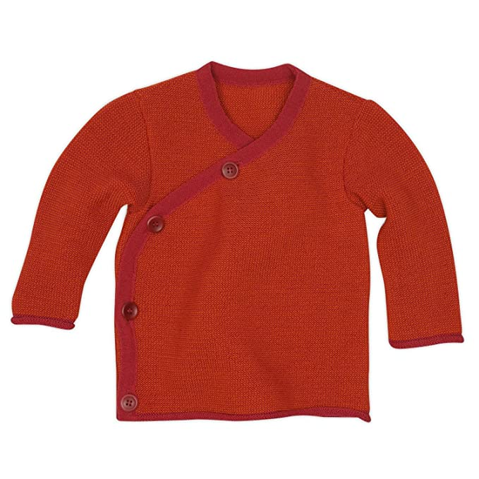 Cosilana Sleepsuit//Bodysuit with Enclosed Feet 100/% Organic Wool