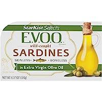 StarKist E.V.O.O. Sardines in Extra Virgin Olive Oil - 4.37 oz Can