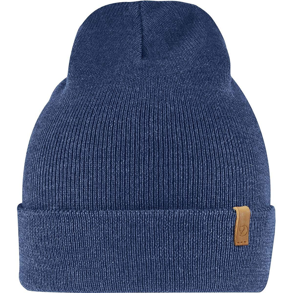 Fjällräven Classic Knit, Unisex Adult Hat, unisex adult, F77368 Black One Size 77368-550
