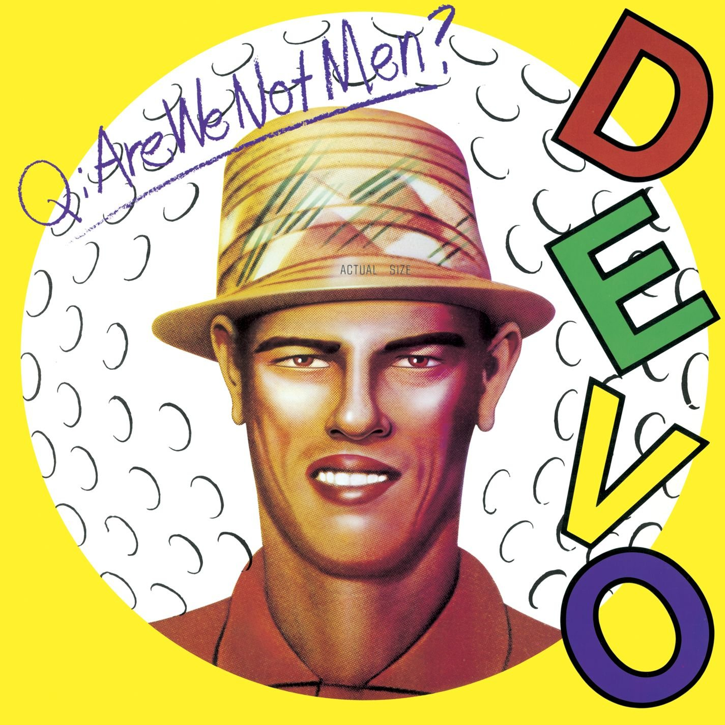 CD : Devo - Q: Are We Not Men? A: We Are Devo! [Remastered] [Deluxe Edition] (Remastered, Deluxe Edition)