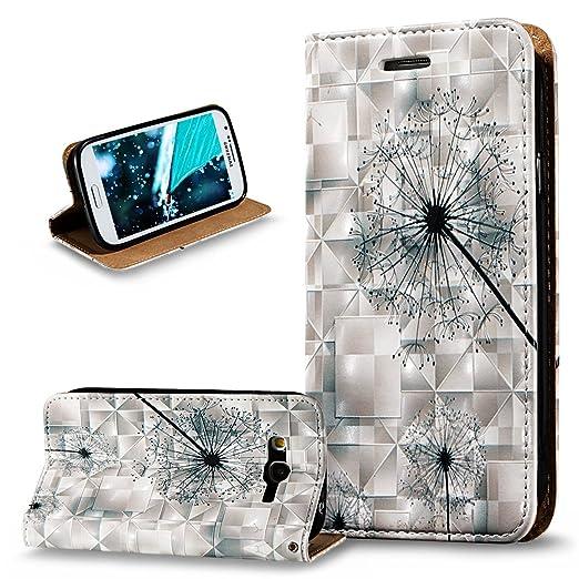 Carcasa para Samsung Galaxy Grand Plus, Grand NEO, Grand Lite, ikasus® Galaxy Grand Plus/Grand Neo/Grand Lite Bookstyle funda de piel estampada en 3D ...