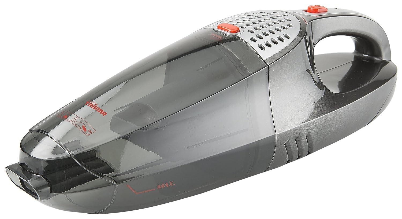 Tristar KR-3178 Aspirador para el hogar y con Enchufe para Coche con Cable de 2,5 m, 75 W, 12 V, Gris 5m