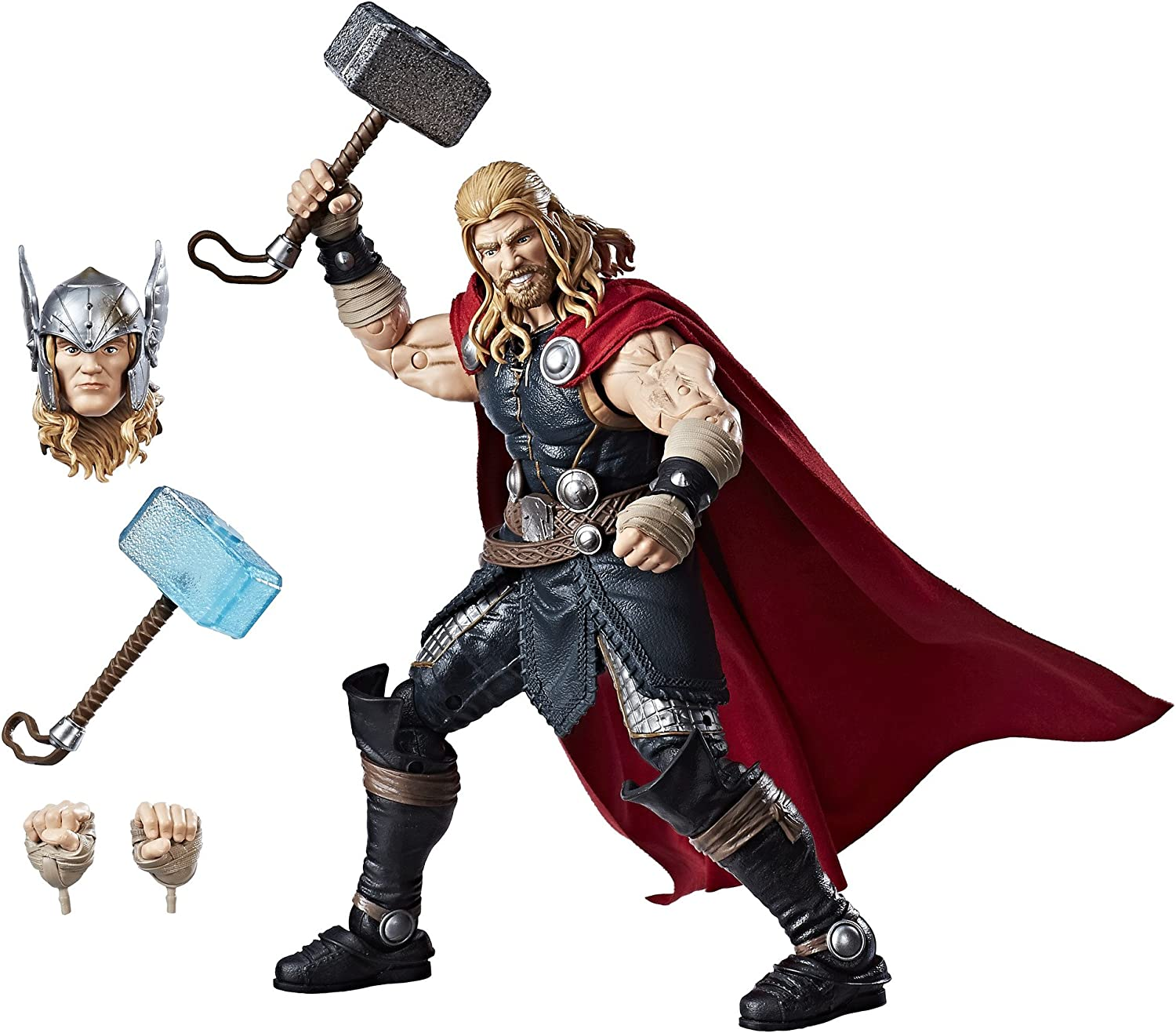 The Avengers Marvel Legends Series 12-inch Thor Action Toy Figure