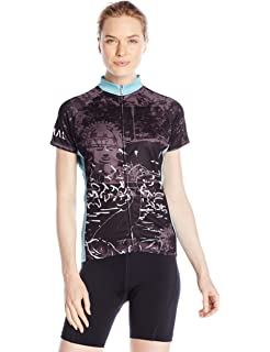 Amazon.com   Primal Wear Glimpse Women s Evo Jersey   Clothing 4b6ce79ad