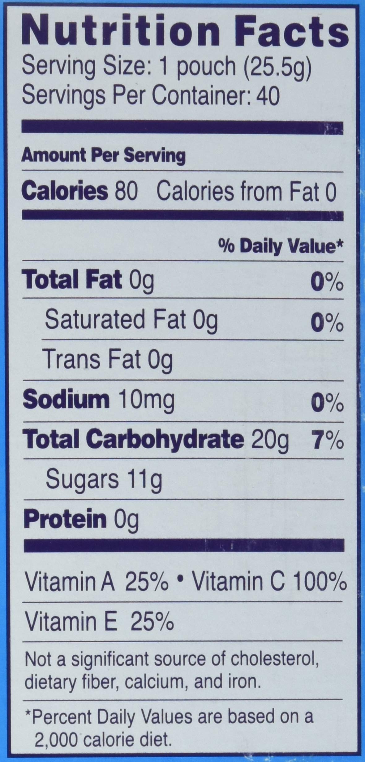 Welch's Mixed Fruit Snacks, 0.9 Ounce (40 Count) by Welch's (Image #2)