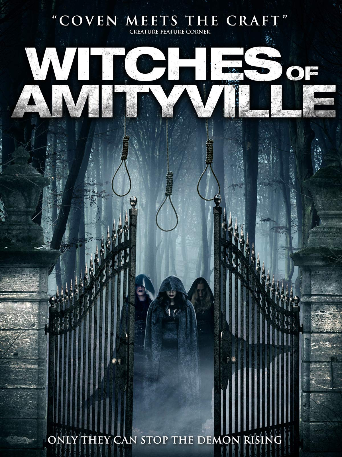 Witches of Amityville on Amazon Prime Video UK