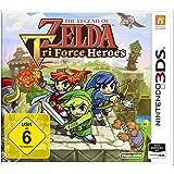 The Legend Of Zelda : Tri Force Heroes [import europe]