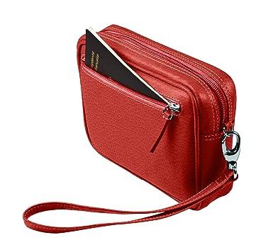f83405da19 Amazon.com  Lucrin - Traditional belt bag for men - Granulated cow ...