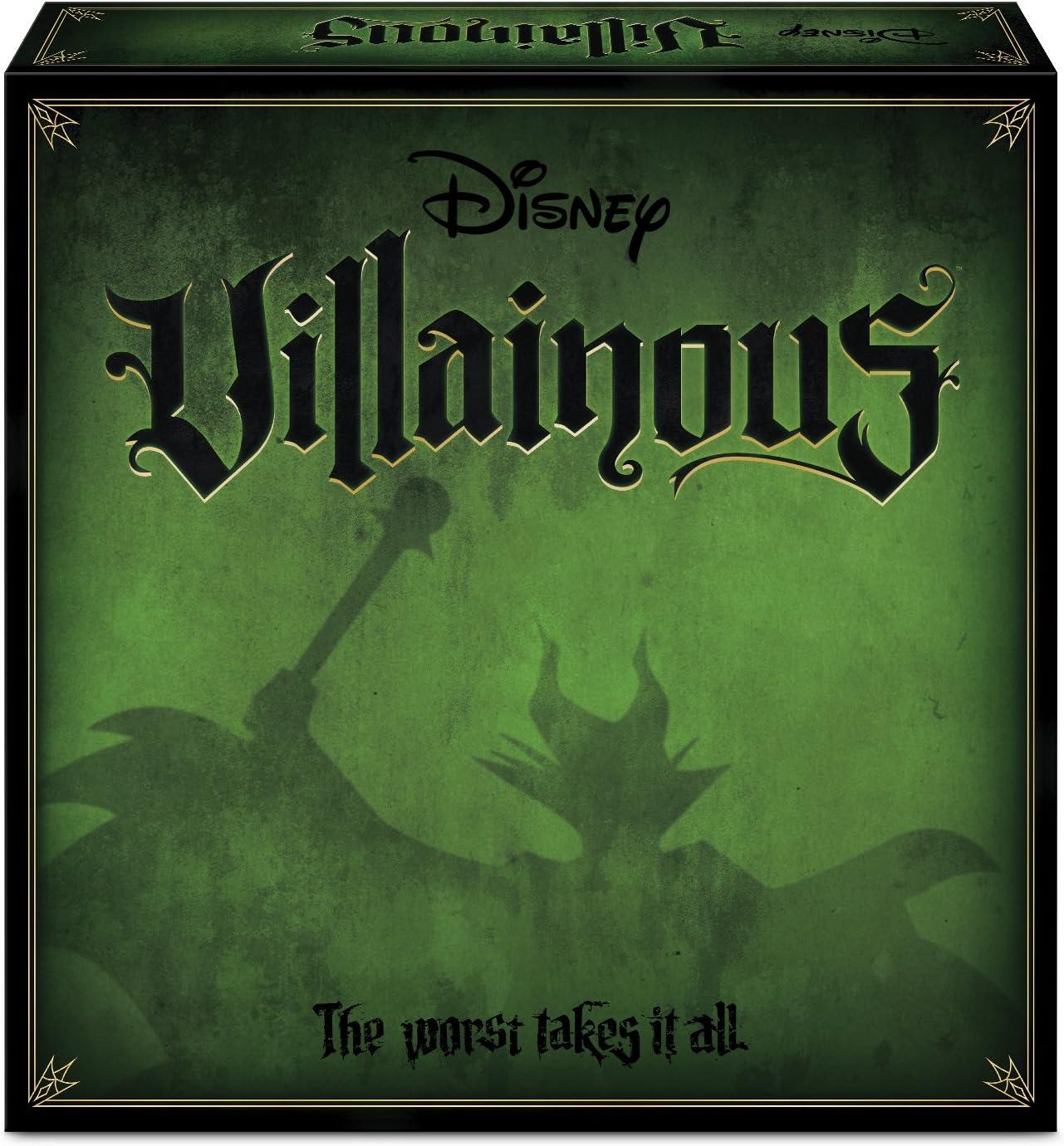 Villainous - Juegos de mesa de Disney