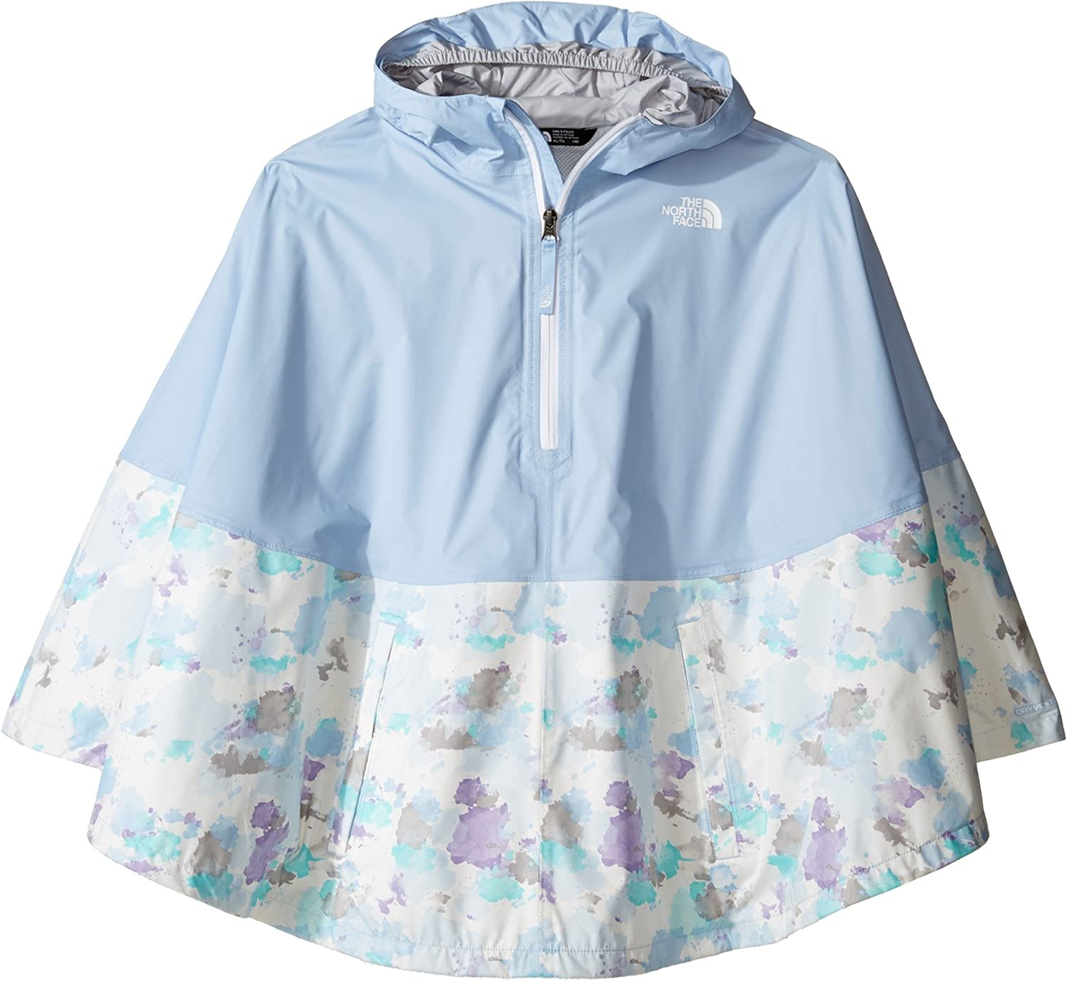 The North Face Kids Womens Camille Rain Poncho (Little Kids/Big Kids) 2U64