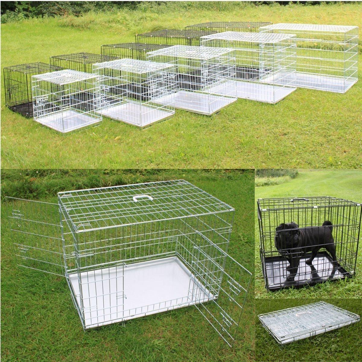 Hunde-Transportbox versch. Größen wählbar + kostenloser Versand ...
