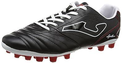 Joma Aguila Gol, Chaussures de Football Mixte Adulte, Noir (Black), 44 EU