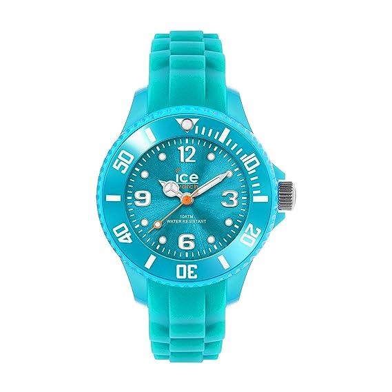 Ice-Watch Reloj Analógico para Unisex de Cuarzo con Correa en Silicona 001718