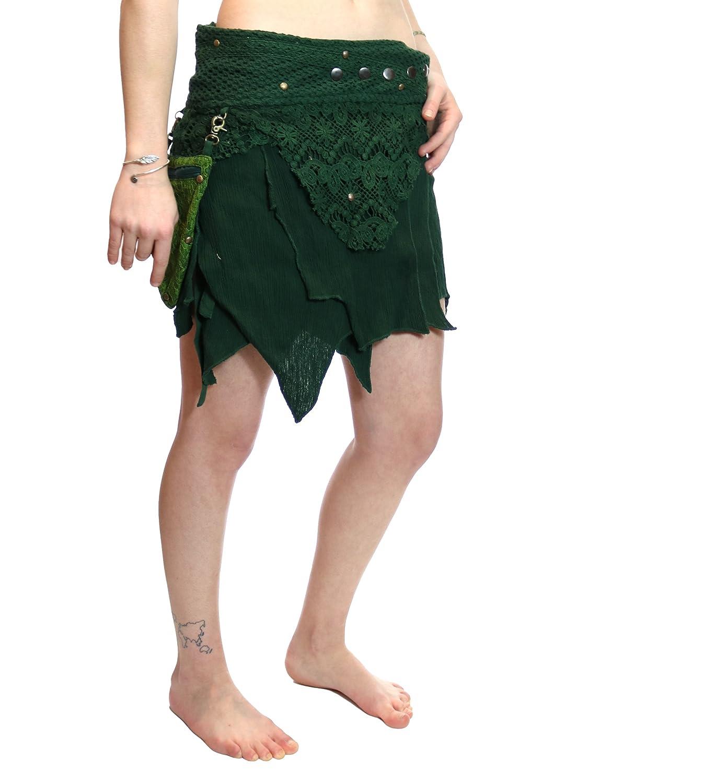 cargo shop - Falda - para Mujer marrón 40/42: Amazon.es: Ropa y ...