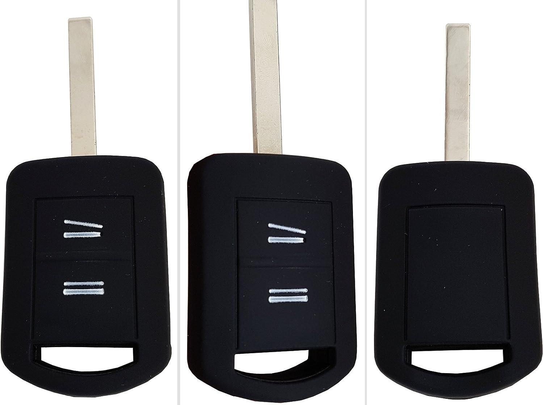 CK OPEL Cl/é Key Cover /Étui /Étui Coque en silicone de voiture pour Adam Astra Corsa Insignia MERIVA ZAFIRA