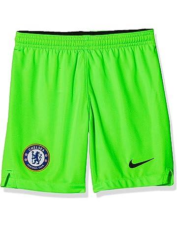 Nike Children Chelsea FC Breathe Stadium Goal Keeper Shorts aeab37fd17
