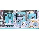 Amazon Com Little Gourmet Kids Stand Mixer Aqua Blue