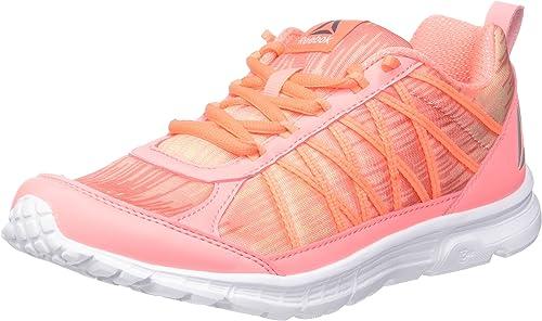 Reebok Speedlux 2.0, Zapatillas de Running para Mujer, Naranja (Naranja/(Guava Punch/Sour Melon/Peach Twist GP) 000), 35.5 EU: Amazon.es: Zapatos y complementos