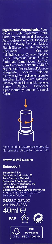 Nivea Q10 Plus +C - Crema Energizante Skin Sleep Noche Crema - 40 ml: Amazon.es: Amazon Pantry