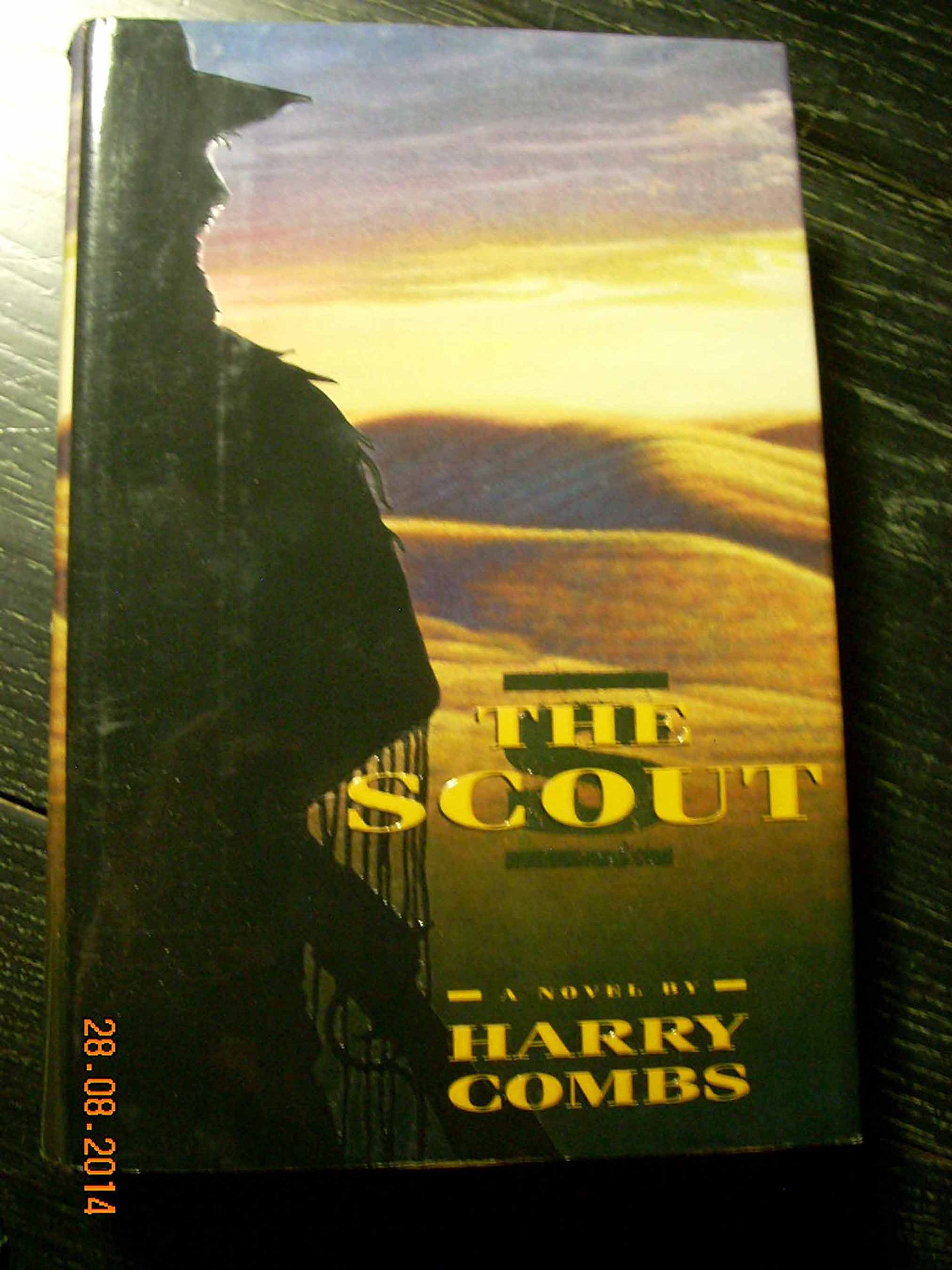 Scout Harry Combs product image