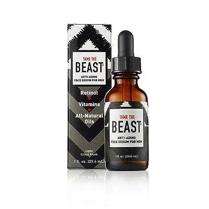 Tame the Beast Anti envejecimiento cara suero - vitaminas cuidado de la piel c, a