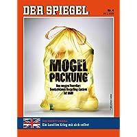 DER SPIEGEL 4/2019: Mogel Packung