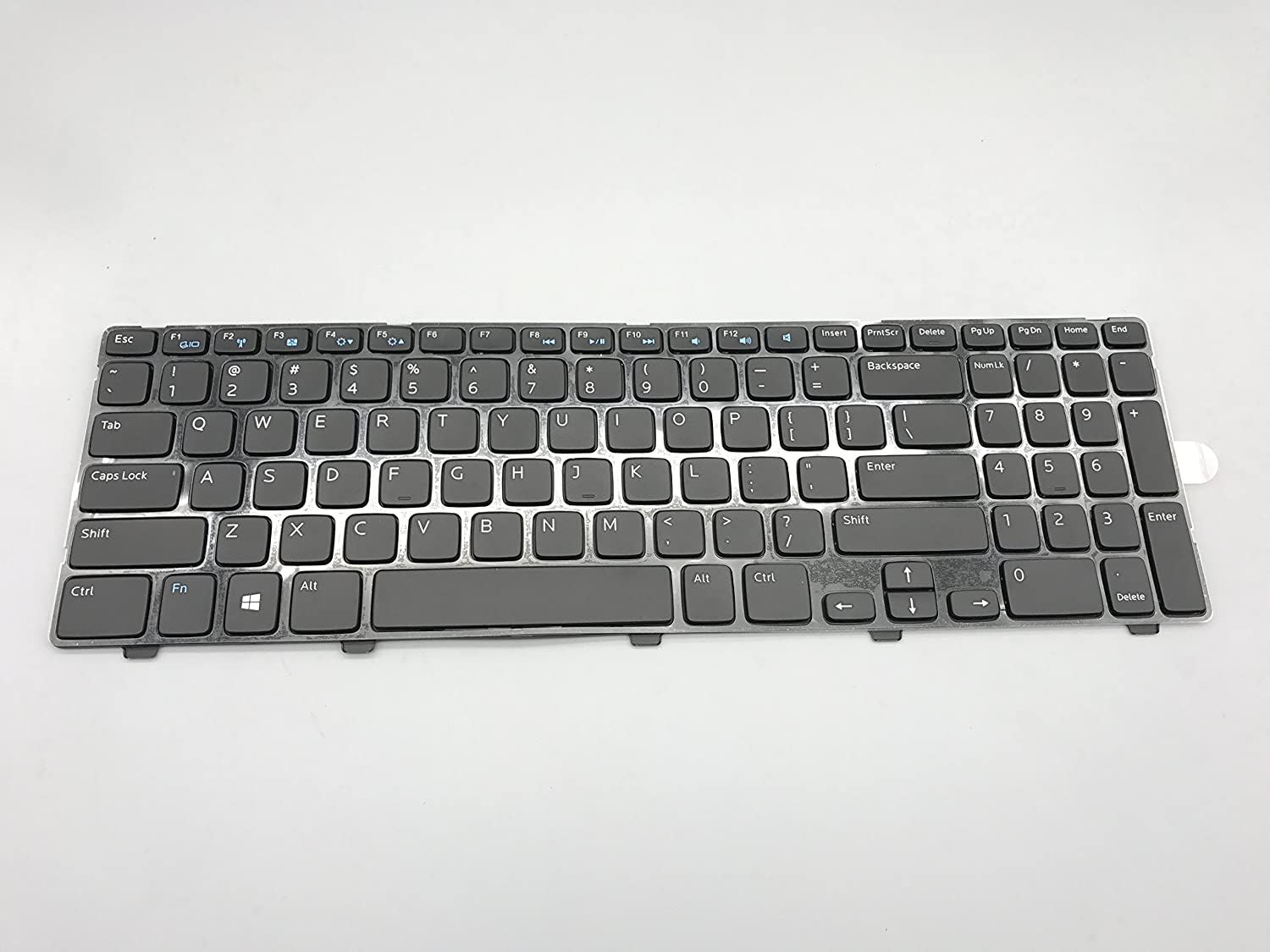 Replacement Keyboard for Dell Inspiron 15-3521 15-3537 15R-5521 15R-5528 15R-5537 M531R Vostro 2521 Laptop 352