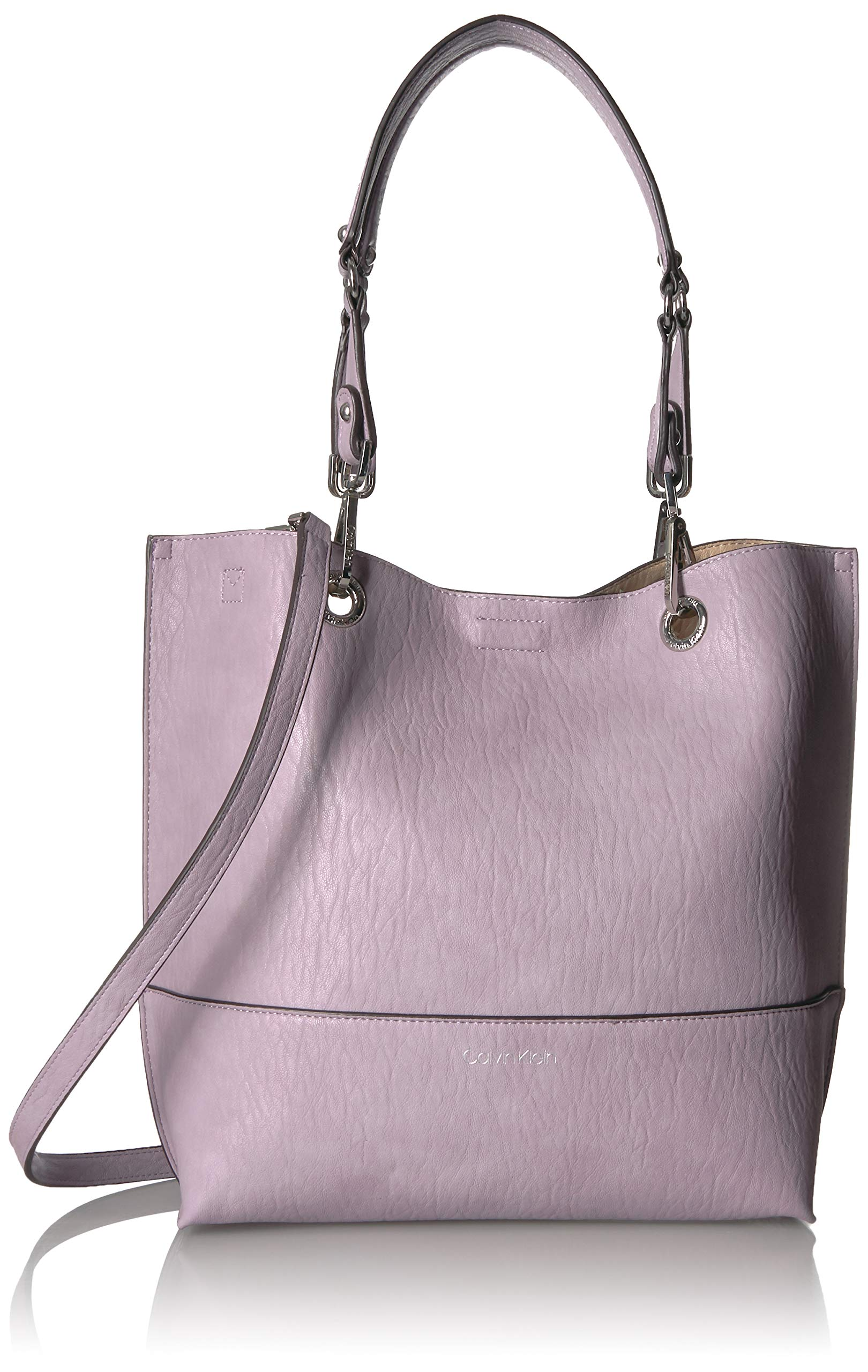 Calvin Klein Sonoma Reversible Novelty North/South Tote, Orchid