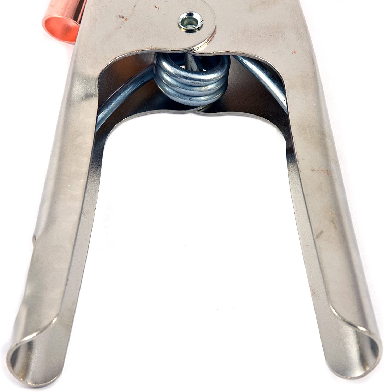 Forney 54510 Welding Ground Clamp 500-Amp Silver 9-1//2-Inch