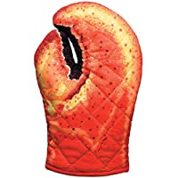 Boston Warehouse Lobster Claw Oven Mitt
