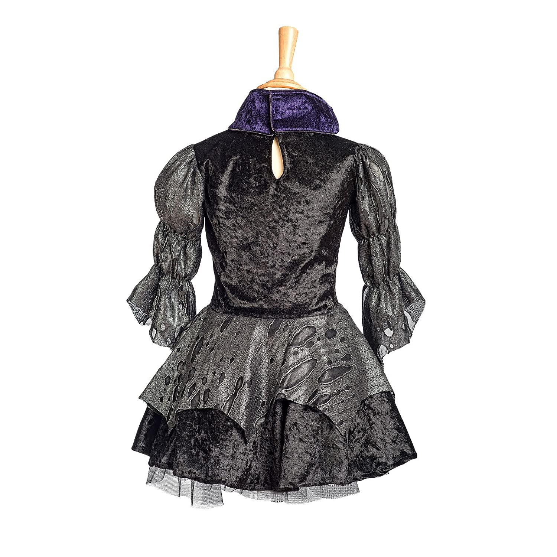 Disfraz de Vampiresa Carnilla negro para niña: Amazon.es: Juguetes ...