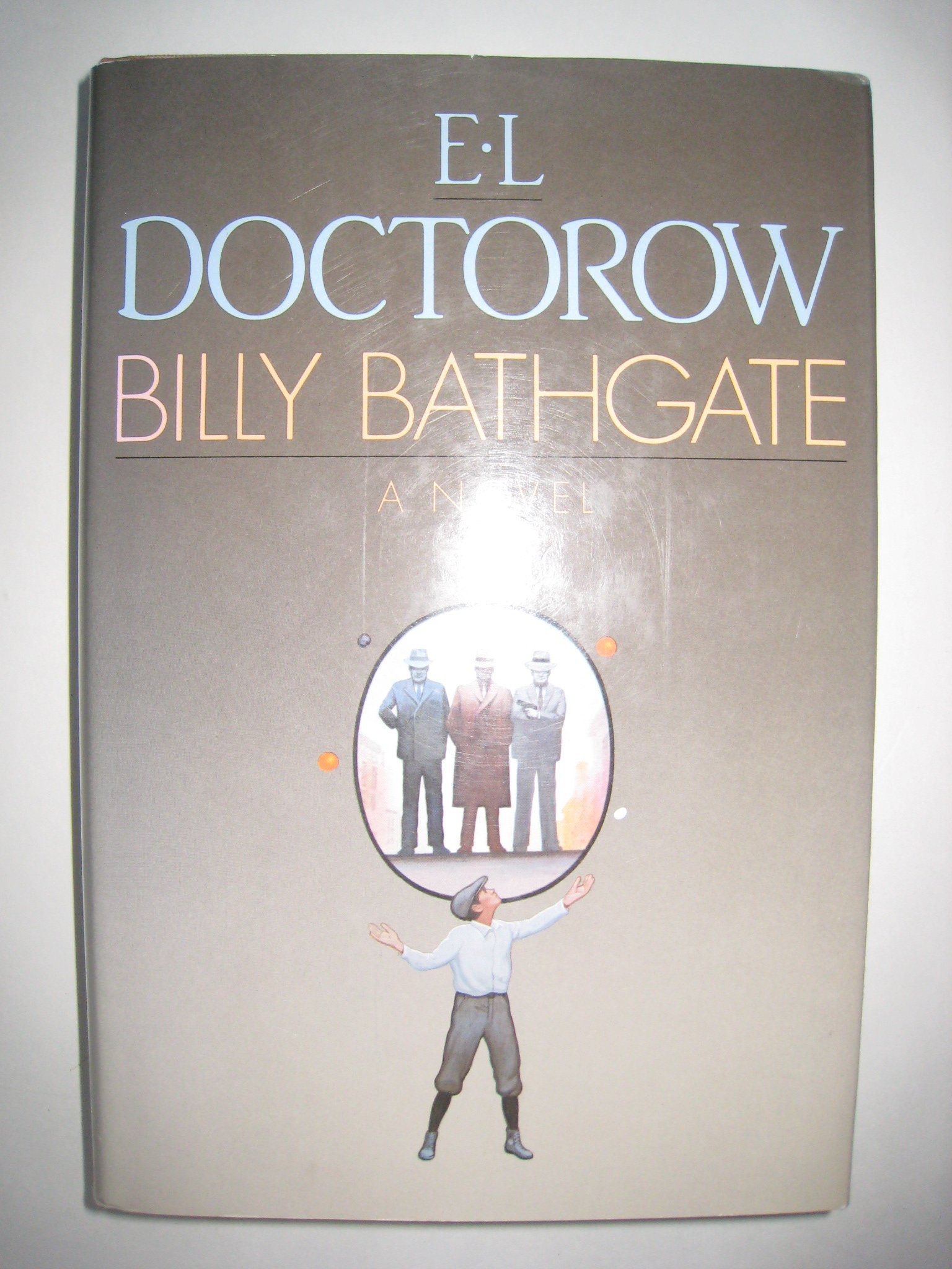 Billy Bathgate, E.L. Doctorow