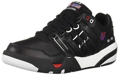 52e5b259c0129 K-Swiss Men's Si-18 International Heritage Sneaker