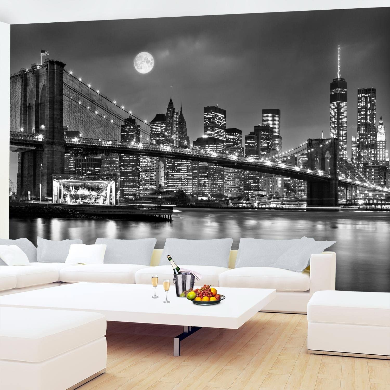 Salon Appartement Photo dart Tapisserie Decoration Murale Poster 9101012b Papier peint intiss/é New York 396 x 280 cm