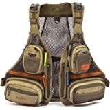 Fishpond Sagebrush Mesh Vest Driftwood Recycled Durable Cool Fly Fishing