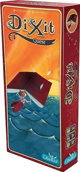 Dixit Quest: Amazon.es: Juguetes y juegos