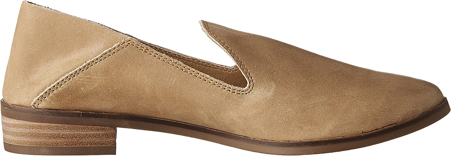 Lucky Brand Womens Cahill Loafer Flat