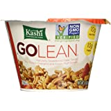 Kashi GOLEAN Cereal, 1.6-Ounce Cups (Pack of 12)