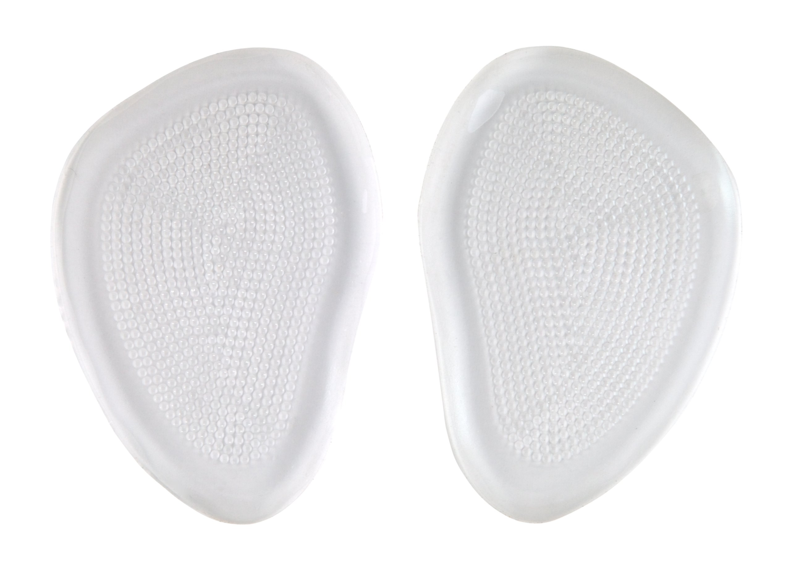 Belle of the Ball: Ball of Foot Gel Cushion Shoe Pads, 4 Pack, High Heel Pain Relief - Spring Weddings